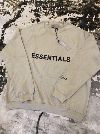 Свитшот, кофта, худи, футболка Essentials Fear of God Fog palm angels