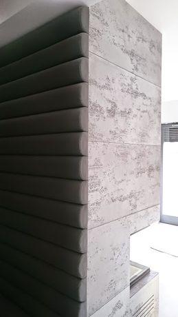 Naturalny, prawdziwy beton architektoniczny Płyty betonowe 120x60cm