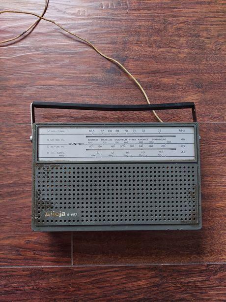 Radio Unitra Alicja R-603