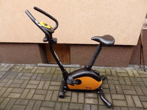rower-rowerek stacjonarny treningowy IRON BODY