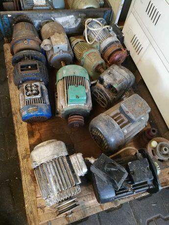 Silniki elektryczne 0,25-8,4KW