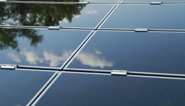 Panele fotowoltaiczne Solar 72-77 W szklane idealne na magazyn energii