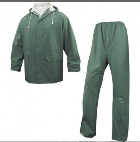 Костюм влагозащитный Delta Plus EN304 зеленый