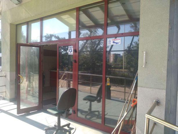 Witryna Zewnętrzna Drzwi Wejściowe 550 x 290 cm 5500 x 2900 mm