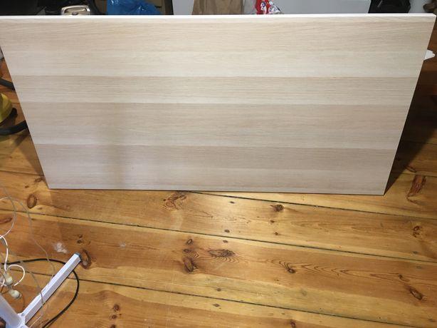 Stół blat biurko Ikea linnmon dąb 150x75