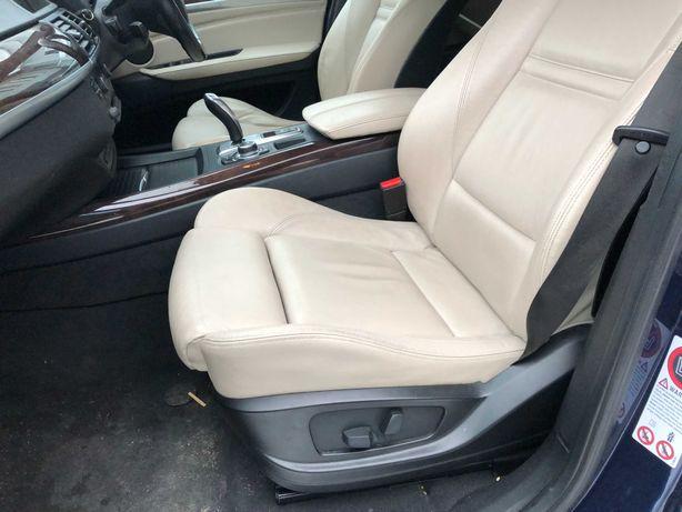 Салон Recaro BMW X5 E70 Передние сидения БМВ Х5 Е70 Сиденья сидіння
