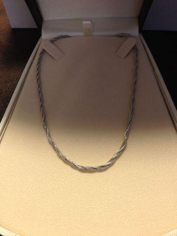 Łańcuszek srebro pr.925