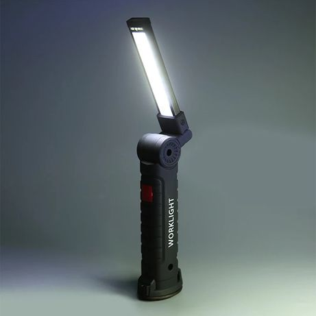 Lanterna LED Magnética
