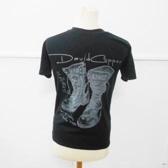 Tshirt David Copper Nova