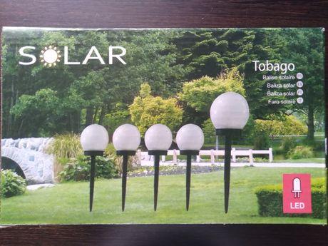 Lampy solarne szt 2