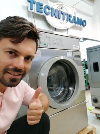Máquina de lavar roupa industrial Self-service lares e hospitais etc