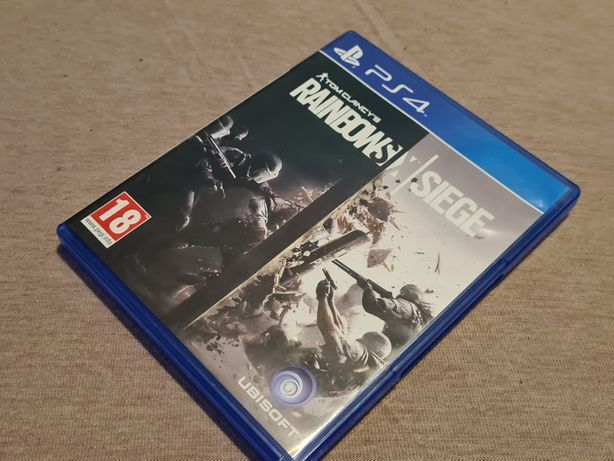 Ps4 playstation 4 tom clancy's Rainbows six