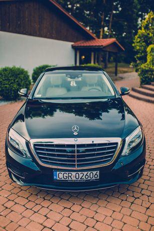 Mercedes S Klasa-LONG do ŚLUBU