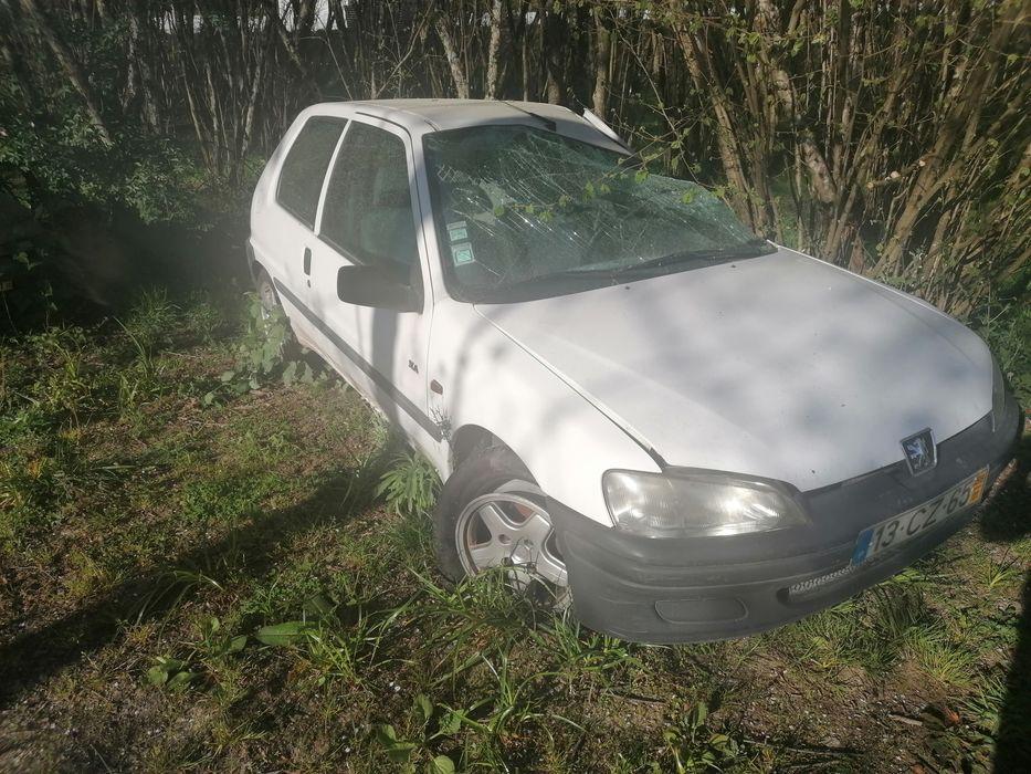 Peugeot 106 para peças Avessadas E Rosém - imagem 1