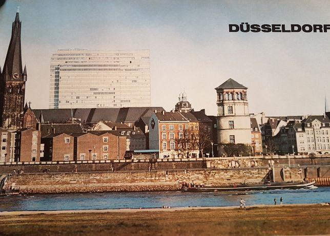 Tapeta Dusseldorf XX wiek