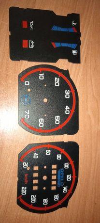Накладки на панель приборов Опель кадет Opel kadet 500 р.