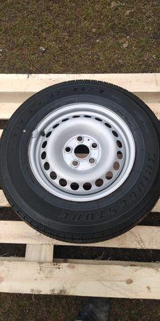 Nowy nieużywany komplet opon , Bridgestone DuelerH/T 205/16c 110 /108T