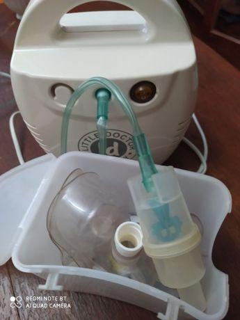 Небулайзер інгалятор компресорний для дітей різного віку Little Docto