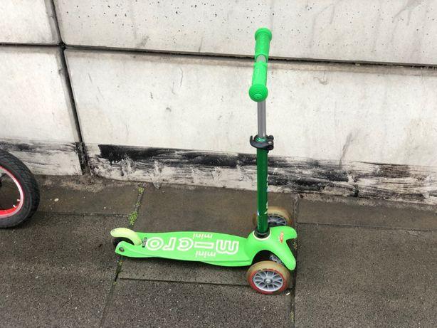 Hulajnoga Mini Micro Deluxe Green