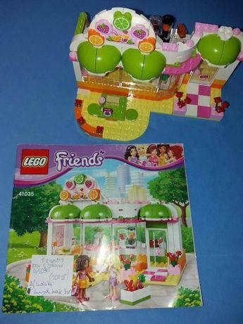 Lego Friends 41035 Bar z sokami