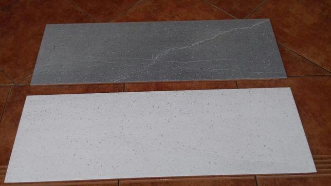 Płytki Newtone soft grey 25x75cm gat.1