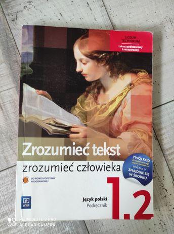 Podręcznik: Zrozumieć tekst zrozumieć człowieka 1.2