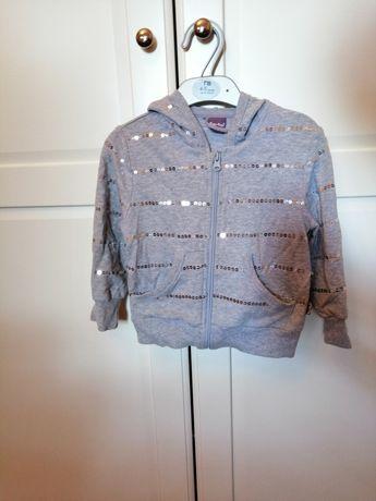 Bluza z cekinami