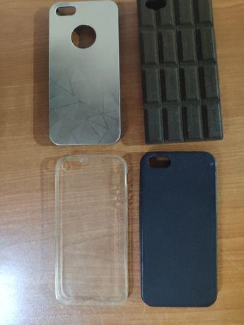 Vendo capas para iPhone SE/5/5s