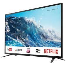 "SHARP 49"" SmartTV, Netflix,Youtube,aquosNet,Harman-Kardon"