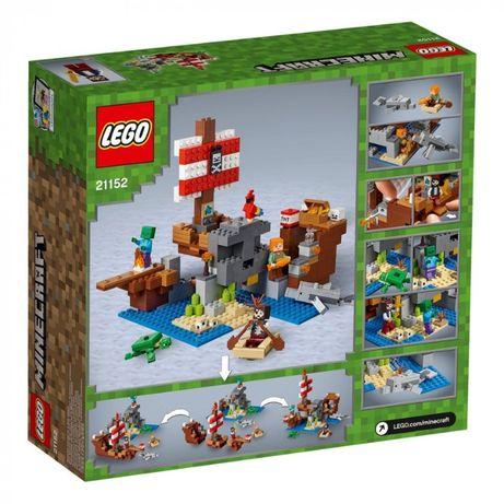 Lego Minecraft 21152