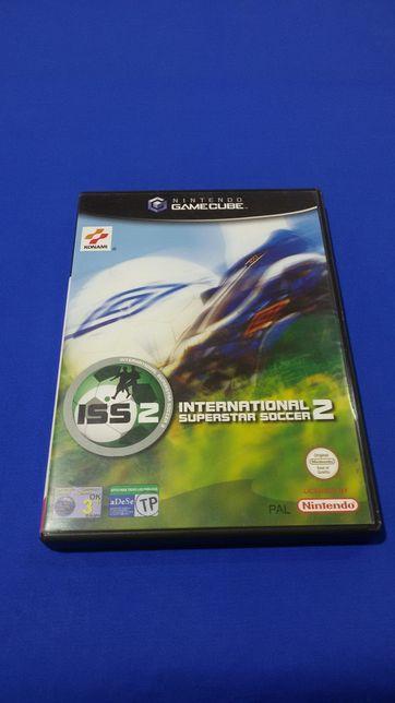 ISS 2 - Jogo Nintendo gamecube