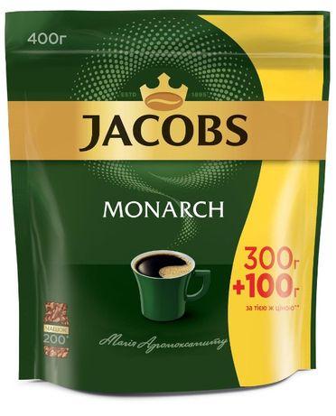 Якобз монарх 400гр. Jacobs Monarh
