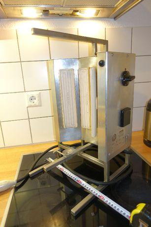 Электро гриль для шаурмы. Германия