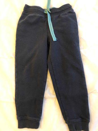spodnie dresowe lupilu chłopięce 98/104