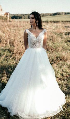Suknia ślubna szyta na miarę - wszystkie przeróbki w cenie!