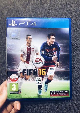 FIFA 16 PS4 Polska wersja językowa