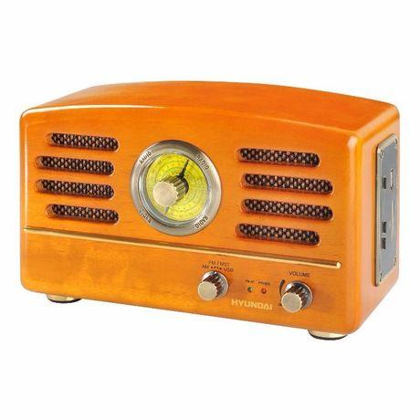 Radio Hyundai Retro RA 302 NOWE