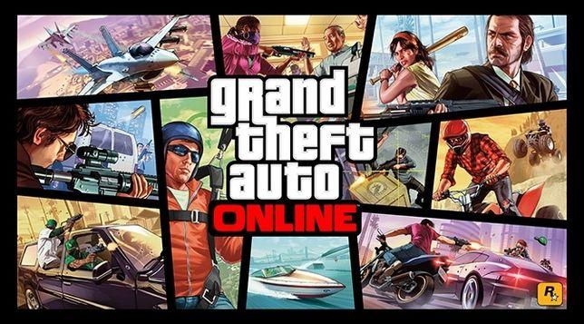 Продам аккаунт GTA5 Online