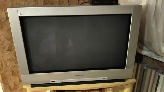 Telewizor 32 cale, Panasonic Quintrix, panoramiczny