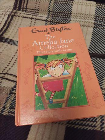 Книга Энид Блайтон. Амелия Джейн. ( На английском языке)