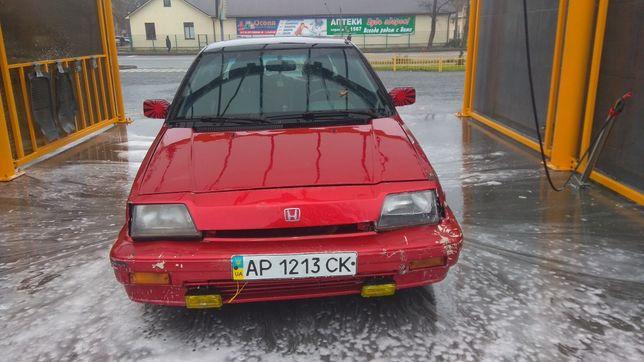 Honda civic 1986 1.5л
