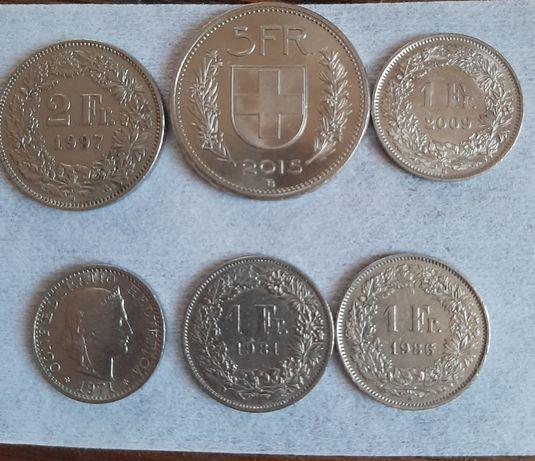 Продам монети! За ціною звертайтесь у дірект.