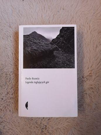 """Książka Paolo Rumiz """"Legenda żeglujących gór"""""""