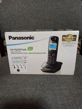 Телефон Panasonic KX-TG2511UA бу