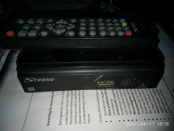 Tuner DVB-t do odbioru telewizji naziemnej Strong