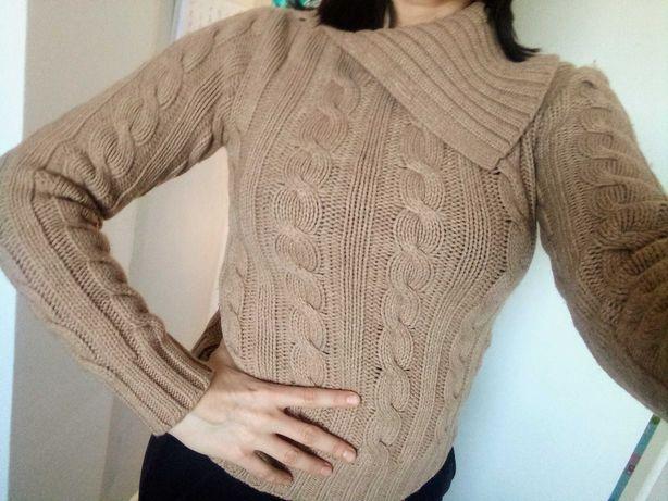 Damski sweter Ralph Lauren S ciepły