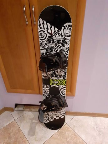 Deska snowboardowa Nitro 126cm