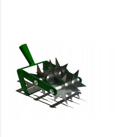 Spulchniacz gleby/aerator ręczny-7 gwiazd-opielacz-chwasty precz
