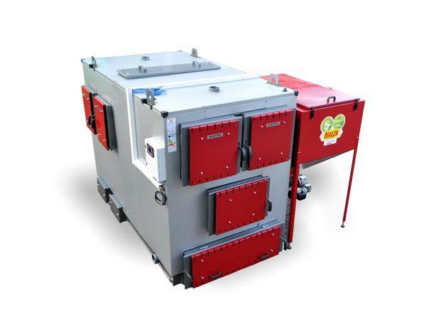Kocioł PIEC z podajnikiem 200kW na Ekogroszek 5 klasa Ecodesign