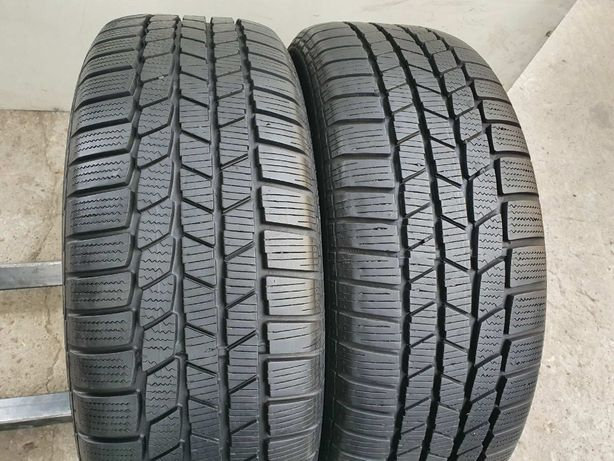 2x Continental Contact TS815 215/55R17 7mm